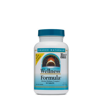 Wellness Formula Herbal Defense Complex | GNC