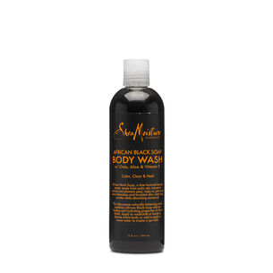African Black Soap Body Wash | GNC