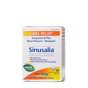 Sinusalia® | GNC