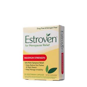 Estroven® Maximum Strength | GNC