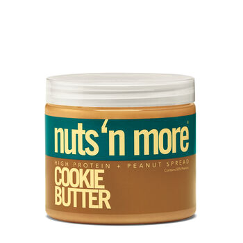 High Protein and Peanut Spread - Cookie ButterCookie Butter | GNC