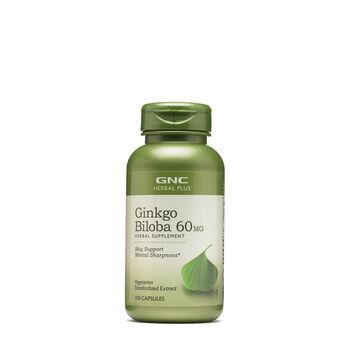 Ginkgo Biloba 60 mg | GNC