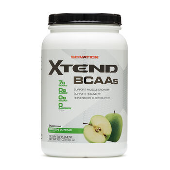 XTEND® BCAAs - Green AppleGreen Apple | GNC