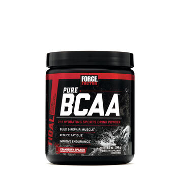 Pure BCAA - Cranberry SplashCranberry Splash | GNC