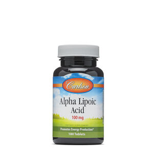 Alpha Lipoic Acid - 100 mg | GNC