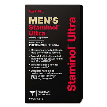 Men's Staminol™ Ultra | GNC