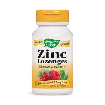 Zinc Lozenges - Wild Berry Flavor | GNC