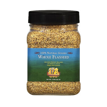 100% Natural Golden Whole Flaxseed | GNC