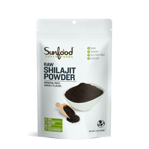 Raw Shilajit Powder | GNC