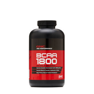 Branched Chain Amino Acids 1800 | GNC