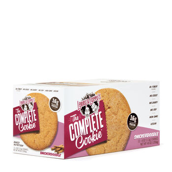 The Complete Cookie® - Snickerdoodle | GNC