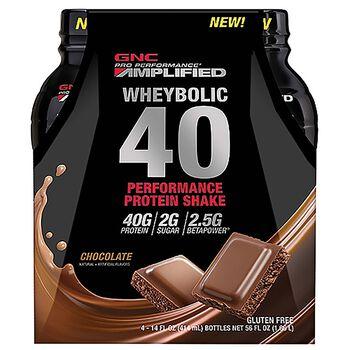Wheybolic 40 - ChocolateChocolate | GNC