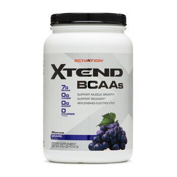 XTEND® BCAAs - GrapeGrape | GNC