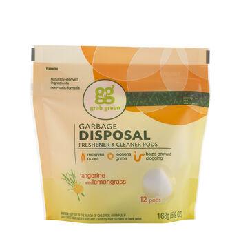Garbage Disposal Freshener & Cleaner Pods - Tangerine with LemongrassTangerine with Lemongrass | GNC