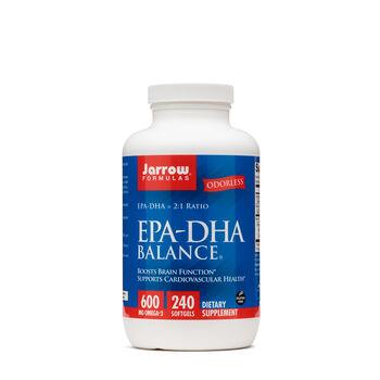 EPA - DHA Balance 600 Milligrams Omega-3 | GNC