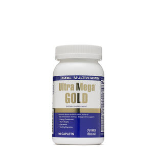 Ultra Mega® Gold Multivitamin | GNC