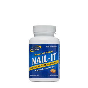 Nail-It Toenail and Fingernail Formula | GNC