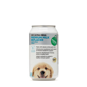 Ultra Mega Premium Milk Replacer for Puppies - Goat's Milk | GNC