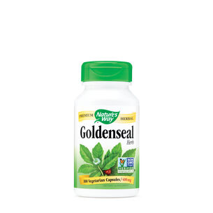 Goldenseal Herb 400mg | GNC
