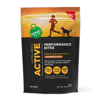 Ultra Mega Active - Performance Bites - Chicken Flavor | GNC