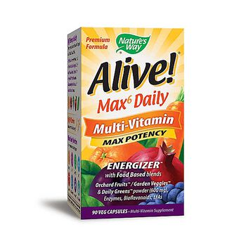 Alive®! Max6 Dail | GNC