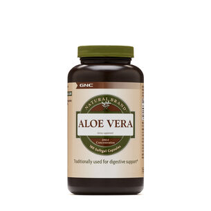 GNC Natural Brand™ Aloe Vera Gel