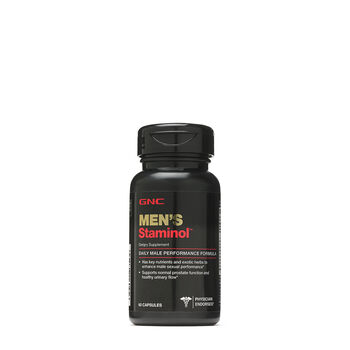 Men's Staminol™ (California Only) | GNC