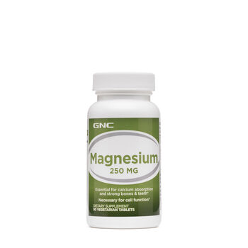 Magnesium 250 MG | GNC