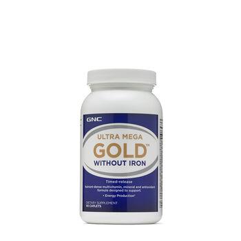 Ultra Mega® Gold Without Iron | GNC