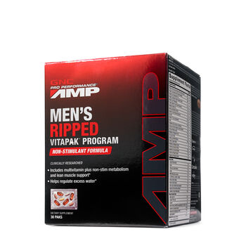 Men's Ripped Vitapak® Program Non-Stimulant Formula | GNC