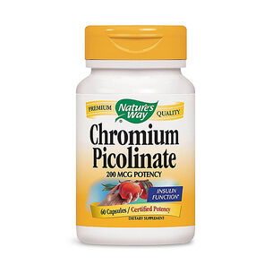 Chromium Picolinate - 200 MCG Potency | GNC