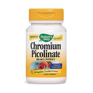 Chromium Picolinate - 200 MCG Potency | GNC