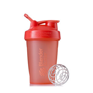 BlenderBottle® 20oz Classic™ (w/ Loop) - Coral | GNC