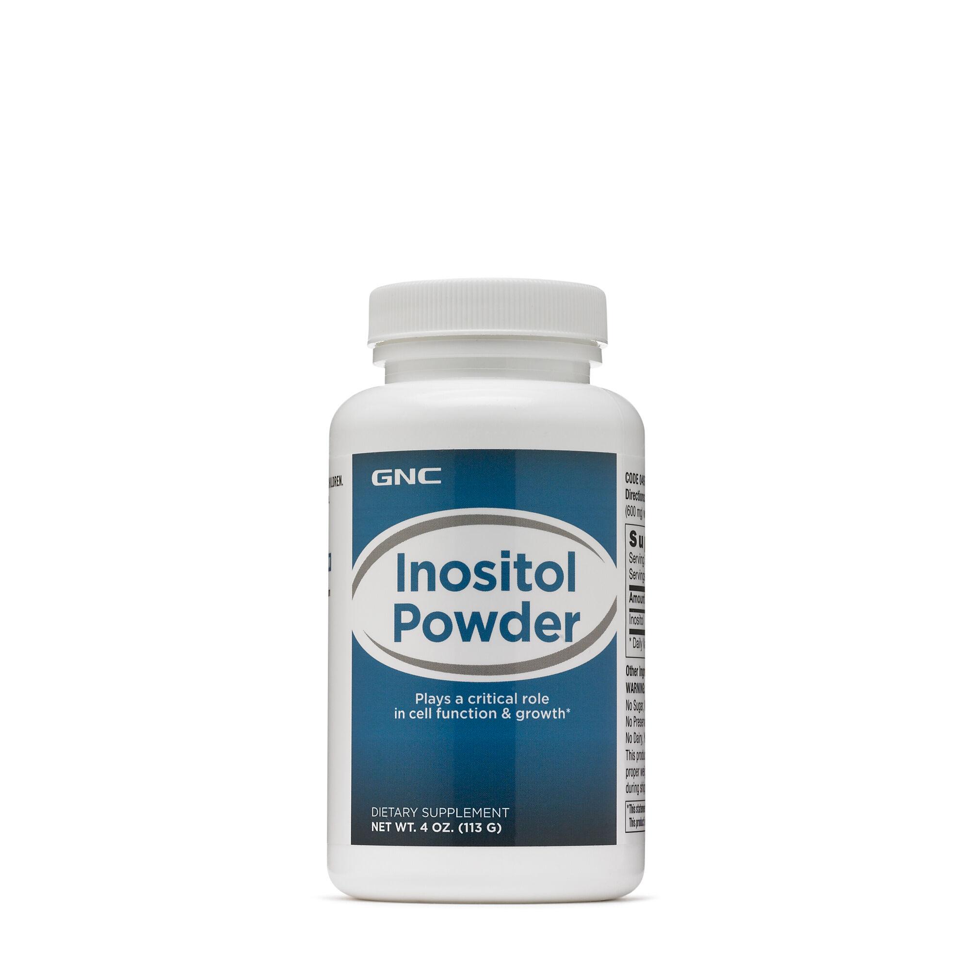Inositol powder uses