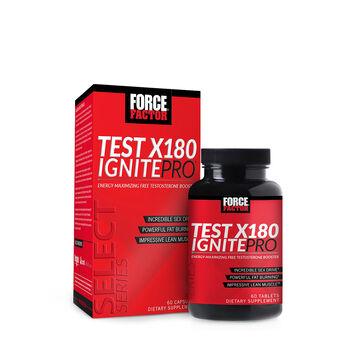Test X180 Ignite Pro | GNC