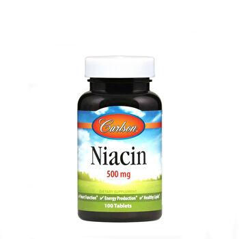 Niacin 500 mg | GNC