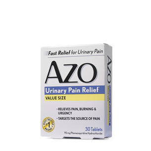 Urinary Pain Relief | GNC