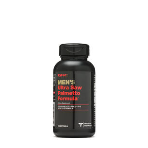 Men's Ultra Saw Palmetto Formula® | GNC
