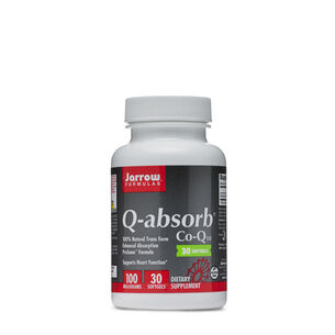 Q-absorb® Co-Q10 100 MILLIGRAMS | GNC
