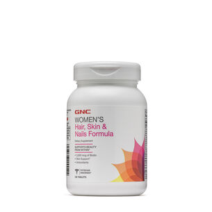 Hair, Skin & Nails Formula | GNC