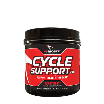 Cycle Support 2.0 - Berry Blast | GNC