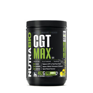 CGT MAX - Lemon Lime | GNC