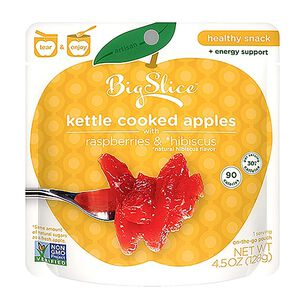 Kettle Cooked Apples - Raspberries and HibiscusRaspberries and Hibiscus | GNC