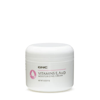 Vitamins E, A & D Moisturizing Cream | GNC