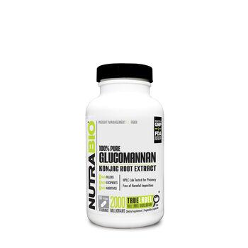 NutraBio® Amino Therapy™100% Pure Glucomannan | GNC
