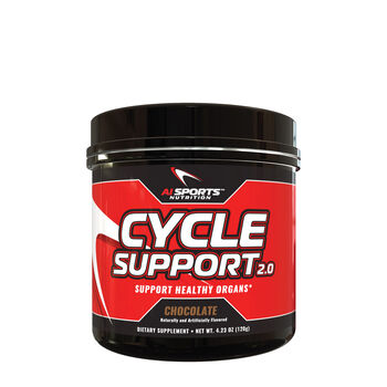 Cycle Support 2.0 - Chocolate | GNC