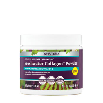 Freshwater Collagen™ Powder - Lemon | GNC