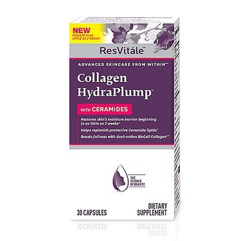 Collagen HydraPlump™ with Ceramides | GNC