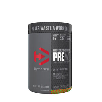 Perfectly Engineered PRE W.O.™ - Sweet Cherry LimeSweet Cherry Lime | GNC