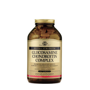 Extra Strength Glucosamine Chondroitin Complex | GNC